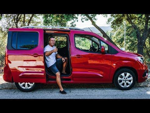 Opel Combo Life 2019 - Prueba / Análisis / Review / SUV vs furgoneta