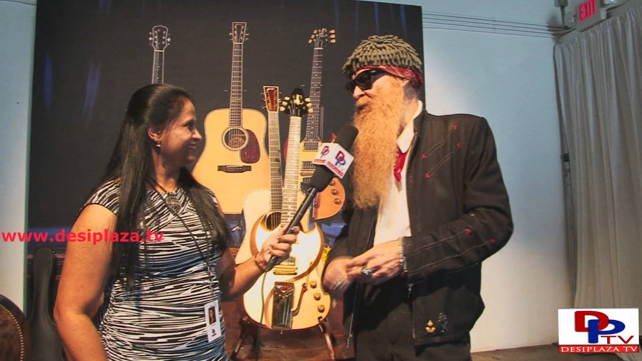Mr.Billy, Guitarist speaking to Desiplaza TV