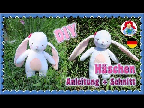 DIY   Häschen (Schnitt des Monats März 2017) • Sami Doll Tutorials