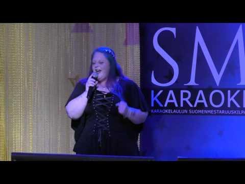 "Tia-Maria ""TiXu"" Ikonen - Anno Domini (karaoke cover)"
