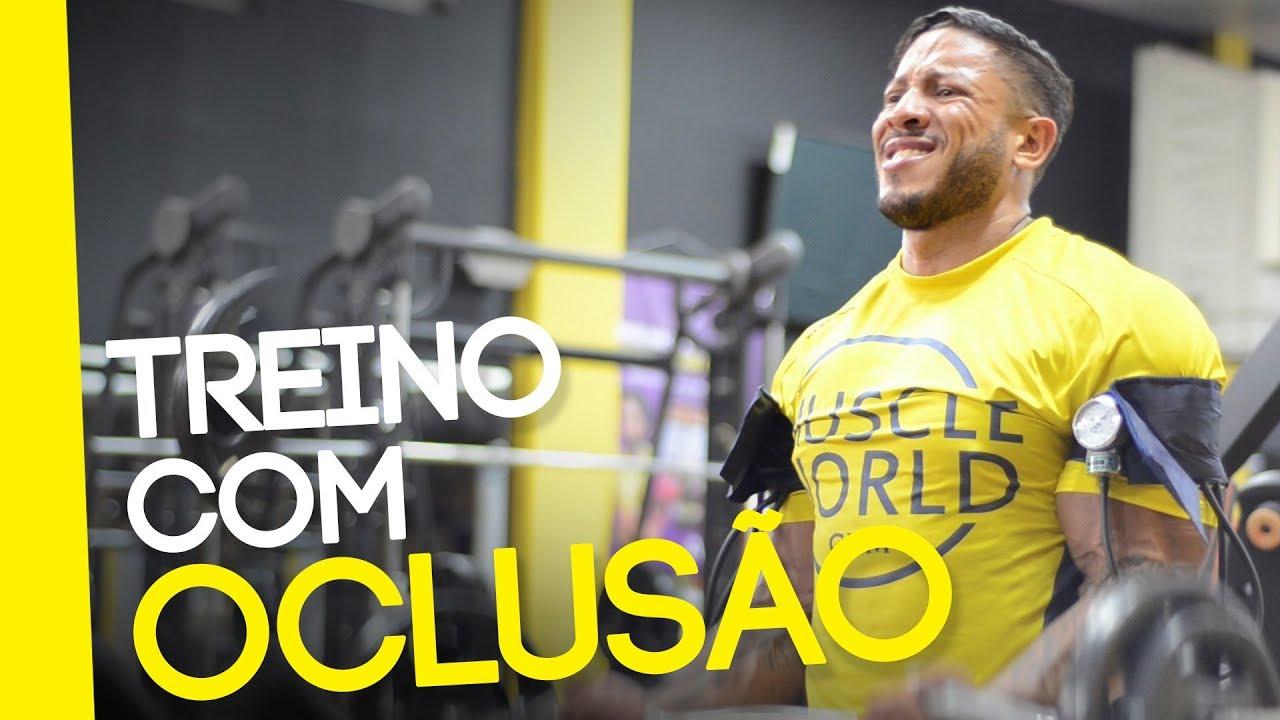 [ Musculação ] Treinamento com Oclusão - Kaatsu Training com Vini Messias