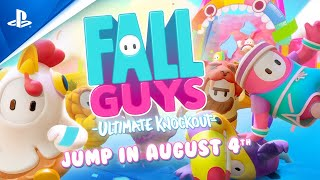 Fall Guys - PlayStation Plus Trailer   PS4