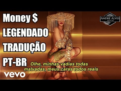 Cardi B - Money LEGENDADO TRADUÇÃO PT-BR
