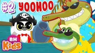 Hoạt Hình YooHoo Phần 2 - Dòng Suối Thần Kỳ và Thuyền Trưởng Hooc - Phim Hoạt Hình Hay Nhất