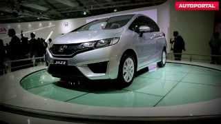 The New Honda Jazz 2014 (Diesel & Petrol) - AutoPortal