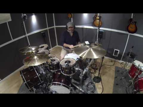 'Outstanding' by The GAP Band Drum Demo