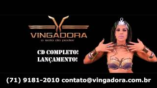 VINGADORA CD COMPLETO