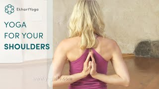 Yoga for Opening the Shoulders