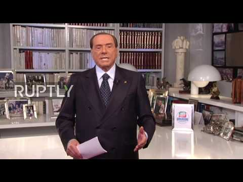 Italy: 'I'm the playmaker' - Berlusconi explains role after the elections