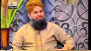 Ishq Ke Rang Ary Qtv Program With Owais Raza Qadri Sb | Complete Program 14 Jan 2013 Episode 1