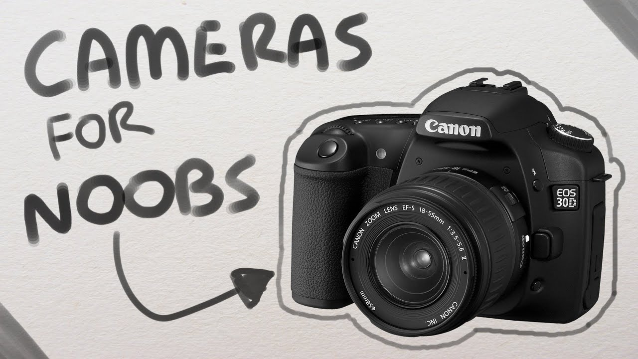 Photography Basics for Noobs | Beginner Guide