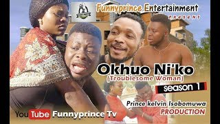 OKHUO NI' KO (EPISODE 1) - LATEST BENIN MOVIE 2019