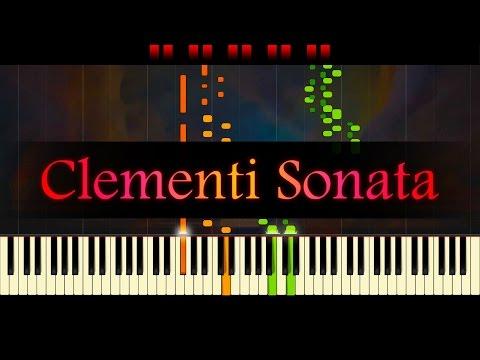 Piano Sonata in F-sharp minor // CLEMENTI