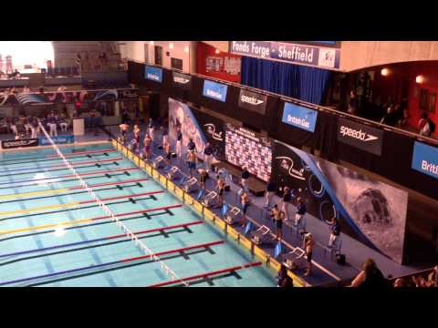 JEL 200m Breaststroke Final 2014 British Nationals (14 year olds)