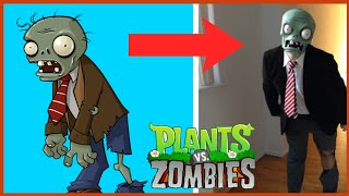 Plants VS Zombies All Characters In Real Life 2021