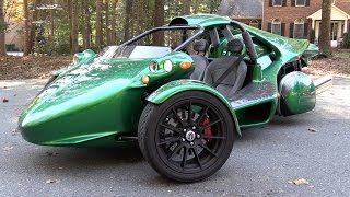 2017 Campagna T-Rex 16SP - Start Up, Road Test & In Depth Review