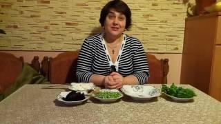 """Салат """"Капрезе на новий лад"""" или простой салат из свеклы и брынзы."""
