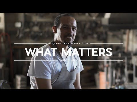 What Matters In Life