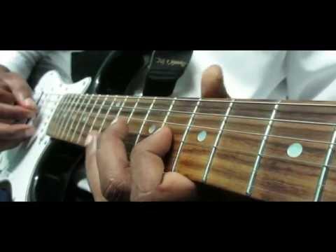 Kabali Instrumental Guitar Cover | Maya Nadhi | Jadoo Rava Rava | #KabaliKaraoke