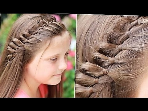 Amazing Hair Style For Girls How To Make New Hair Style Youtube