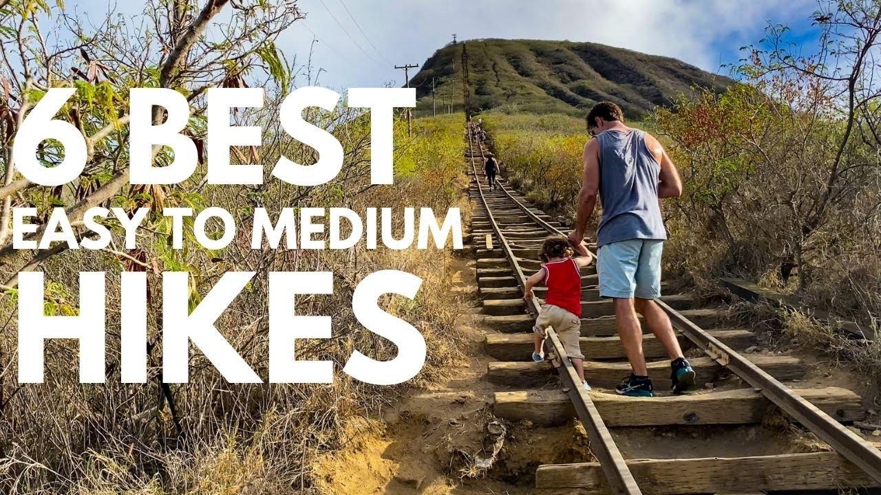 6 Best Oahu Hawaii Hikes | Easy to Intermediate, Family-Friendly Oahu Hikes