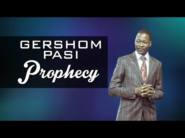 Emmanuel Makandiwa - Gershom Pasi Prophecy