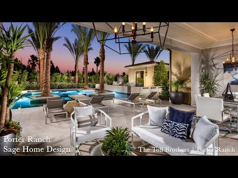 Porter Ranch Modern & New Construction Homes | The Toll Brothers