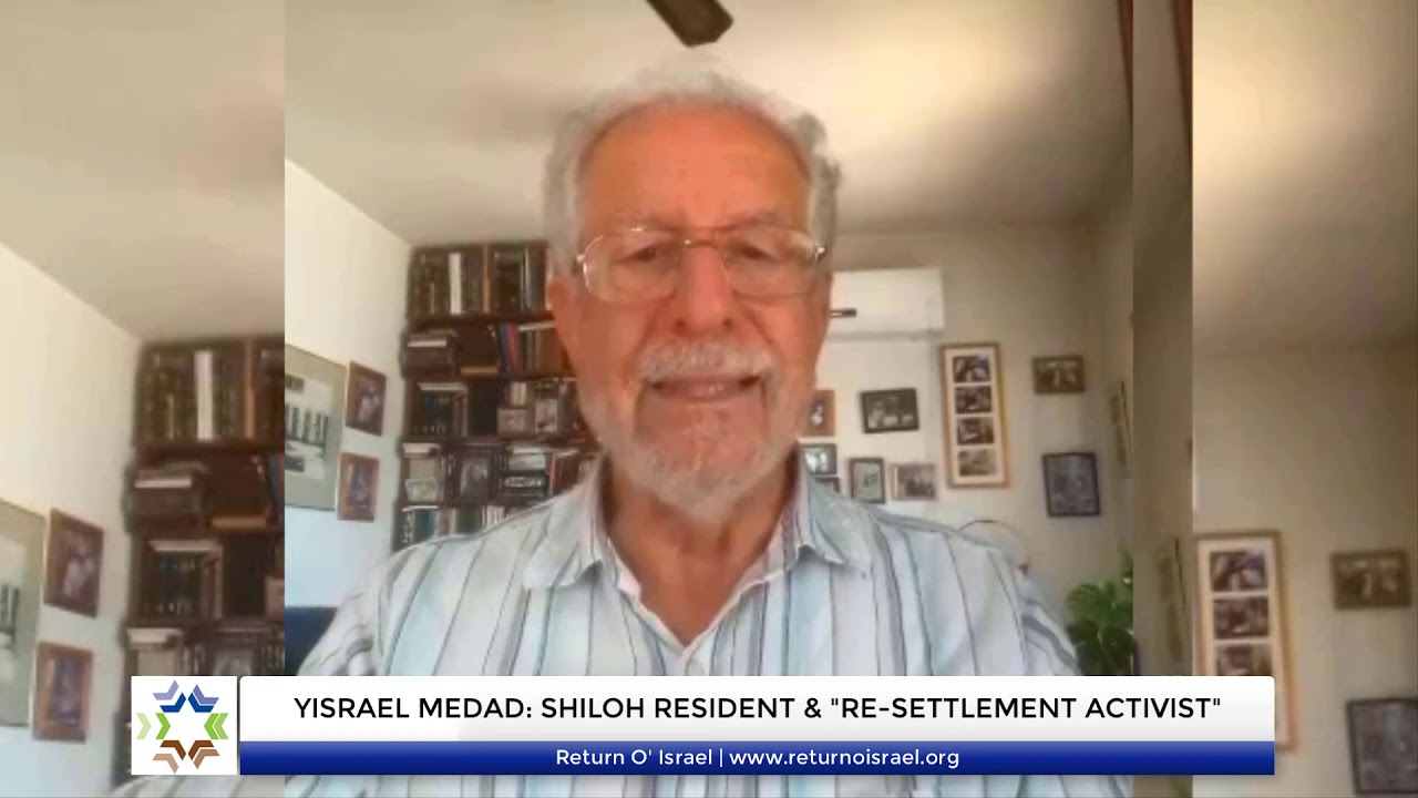 What Christian's Need to Know About Sovereignty in Israel - Part 2: Yisrael Medad