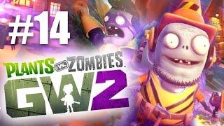 САДОВАЯ БРАТВА! #14 Plants vs Zombies: Garden Warfare 2 (HD) играем первыми