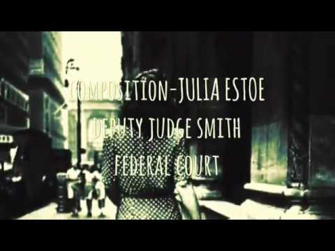 DEPUTY JULIA ESTOE : Federal Court