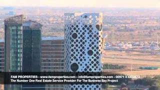 O 14 TOWER OFFICE SPACE FOR RENT; BUSINESS BAY DUBAI
