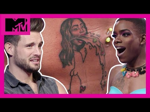Will These 'Sobering' Tattoos End This Friendship? 🤮| How Far Is Tattoo Far? | MTV
