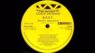 (1997) Gisele Jackson & Kings Of Tomorrow - Happy Feelings [K.O.T. Vocal Mix]