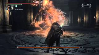 Flynn's Video Game Journeys-Bloodborne New Update Old Hunters PT 4