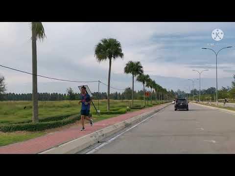 Melaka Coastal Highway POV Ride