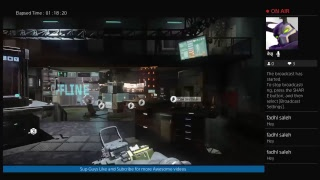 COD BO3 Campaign gamplay part #1