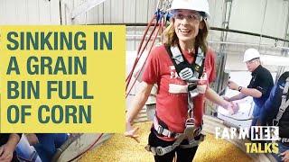 Experience a Grain Bin Rescue Operation