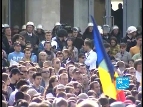 Moldova: who are the protesters?