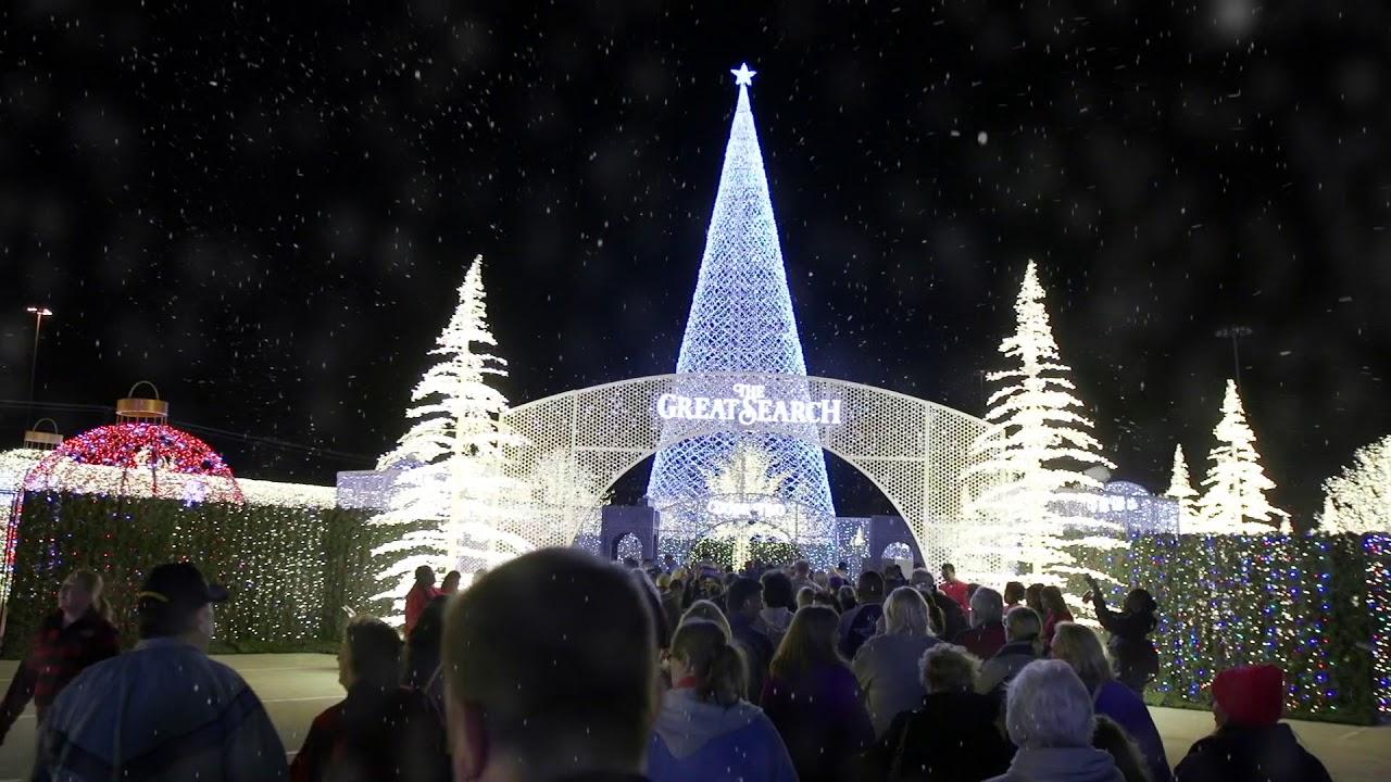 Enchant Christmas.Enchant Christmas Sizzle
