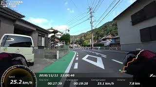 長崎県対馬市を舞台とする、ロードバイク車載動画の第9弾です。 今回も...