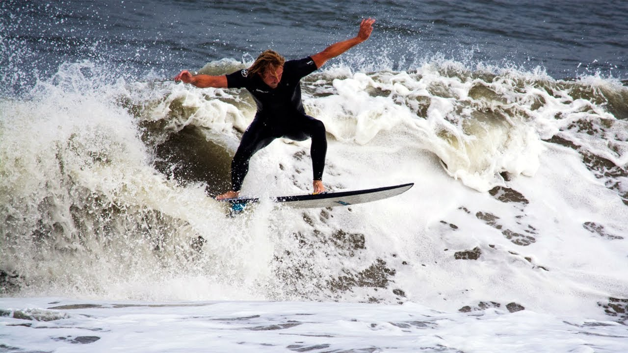 NJ Surfing