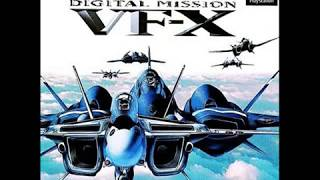 Macross Digital Mission VF-X (1997) (PlaySstation Game Music)