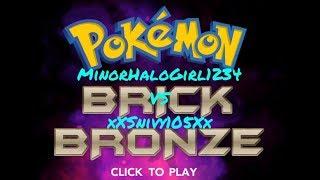 Roblox: Pokemon Brick Bronze: Battle Colosseum #1 (MinorHaloGirl1234 VS xXSnivy105Xx)