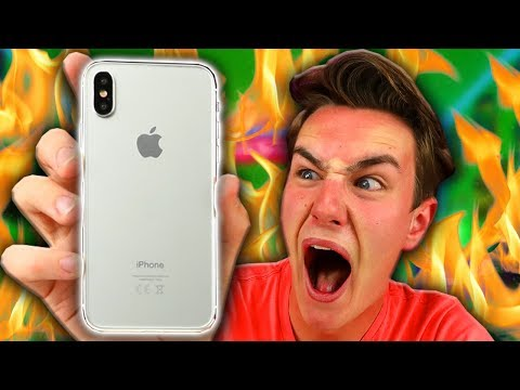 I HATE The iPhone X
