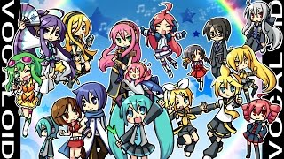 50 VOCALOID SONG MIX 3 HOURS!!!!
