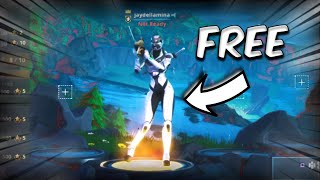 HOW I GOT THE EON SKIN FOR FREE! Fortnite Battle Royale