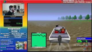 #16 N64 Challenge - Bass Masters 2000