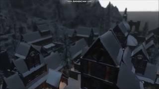 Skyrim Mod Holds The City Overhaul 0.0.9 Winterhold Part 2 Showcase