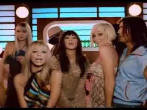 Atomic Kitten - Ladies Night [Shanghai Surprise Remix Video]