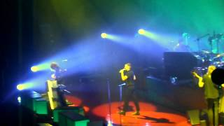The Killers When You Were Young, Battle Born Vancover 2012